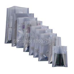 Wholesale Wholesale Static Shielding Bags - 100pcs Durable Anti-Static Mesh Translucent Open Top Bags Multi Sizes Tear Notch Mylar Anti Static Shielding Storage Bags
