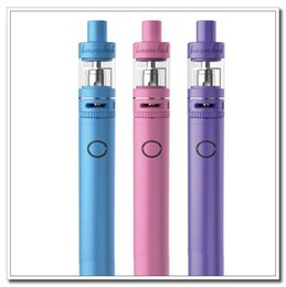 Wholesale Ego Nano - Kanger Subvod starter kit with 1300mAh subvod battery and subtank nano s atomizers mega TC subox mini Topbox ego aio kit Free DHL