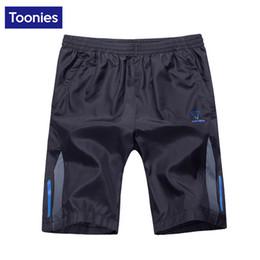 Wholesale Wholesale Sportswear For Men - Wholesale- Sportswear Casual Jogger Elastic Waist Loose Shorts Men Plus Size Trousers for Men Gymclothing Bermuda Masculina Summer Shorts