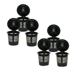 Wholesale Metal Baskets Wholesale - Reusable Single Cup Keurig Solo Filter Pod Coffee Stainless Mesh