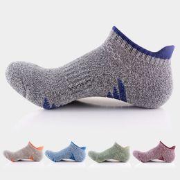 Wholesale half table - New quick-drying socks men's half-brushed non-slip sports socks outdoor men's socks