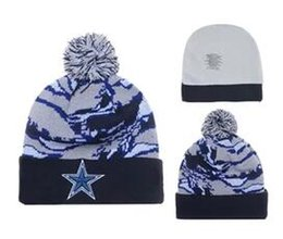 Wholesale Church Hats For Women Cheap - 2017new style top quality Cotton Beanies Hat For Men Cheap football Basketball Knitted Hat Sport Skullies Warm Women Winter Hat free shippin