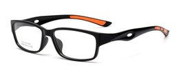 Wholesale Sport Prescription - (10pcs lot)classic sports style TR90 Eyeglasses frames full-rim optical glasses for prescription gafas 18168