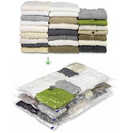 Wholesale Wholesale Vacuum Storage Bags - Vacuum Storage Bag Vacuum Seal Compressed Space Bag Home Storage Sizes Pack for Space Saving Packaging for Your Clothes