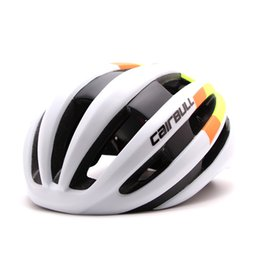 Wholesale Unisex Fashion Bike Helmet - Accesorios Bicicleta Cairbull 2017 Hot Fashion New MTB Road Mountain Bicycle UntraLight Cycling Helmet Men Women Bike Casque#CB13