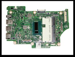 Wholesale Inspiron Laptop Motherboards - for Dell Inspiron 11 3000 3148 laptop 8X6G1 13321-1 JJYG4 0JJYG4 i3-4010U integrated motherboard ,fully tested
