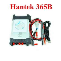 Wholesale Data Base - Hantek 365B Data Logger Recorder Digital Multimeter USB PC Base Voltage Current Resistance Capacitance Ture RMS Tester Meter