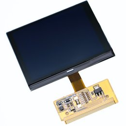 Wholesale Vdo A6 - New Hot Sale Free Shipping New VDO LCD Display for Audi A3 A4 A6 for VW with High Quality