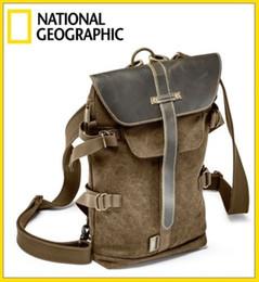 Wholesale National Geographic Camera Shoulder Bag - Wholesale- Free shipping New National Geographic Africa NG A4569 Micro single camera bag shoulder camera bag NGA4569 SLR camera bag