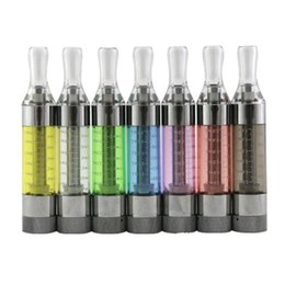 Wholesale Ego Mt3 Coil - Top Quality Kanger T3S 2.2ohm 1.8ohm coils 3.0ml Atomizer with MT3 Coils Clearomizer for ego evod vision spinner 2 starts kits DHL Free