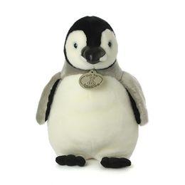 Wholesale Stuffed Penguin Toys - Wholesale- Simulation Stuffed Animal Penguin Plush Toys with Ringing Pomeranian Party Animal Dolls Soft Gifts for Kids Home Decorative
