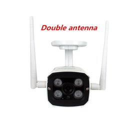 Argentina Cámara nocturna Cámara IP Waterdichte Wi-Fi Drenaje al aire libre Bala Bewakingscamera CCTV Nachtzicht ONVIF P2P met-IR Cut Suministro