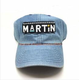 819420c17eb hat custom man Australia - New Martin Show Cap baseball Retro Dad Hat Drake  OG Custom