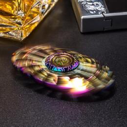 Canada Main Spinner Changeable Alliage D'aluminium Papillon Frais Poisson Fidget Spinner Jouets EDC Sensory Pour Enfants Adultes Anti Stress Offre