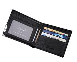 Wholesale Belt Wallet Sets - Authentic men's wallets and belts gift box leather suit custom LOGO style Men's leather wallets + short leather belt value set
