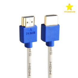 Wholesale High Speed Composites - HDMI 2.0 Cable 2M 6FT High Speed Full HD for HDTV LCD Laptop PS4