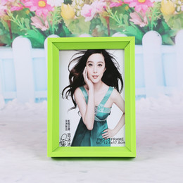 picture tables Coupons - Plastic Photo Frame PVC Table Hang The Wall Creative High Quality Picture Frames Multi Function 2 9ys H R