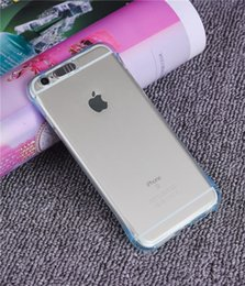 Wholesale Iphone Cases Sellers - 2017 best seller TPU clear phone case shockproof cases for iphone 5s 6s 7 7plus Samsung S8 plus s7 edge S6 S6 edge