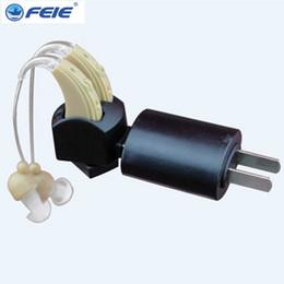 Kulak Bakımı Tıbbi Kulaklıklar Şarj Edilebilir İşitme Mini Cihazlar Sordos Yaşlı Amper için S-109S Kulak Arkasında Amplifikatör nereden işitme cihazı tedarikçiler