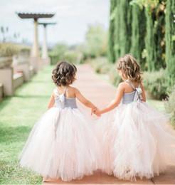Wholesale cheap full skirts - Wedding Cheap Tutu Kids Skirts Formal Skirts Full Lace Underskirts Tulle Flower Girl Skirts Custom Made