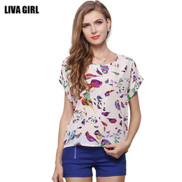 Druck t shirts china online-Drucken Camisetas y Tops Casual Mujer Günstige Kleidung China Roupas Sommer Mode T Shirt Frauen Tops Tee