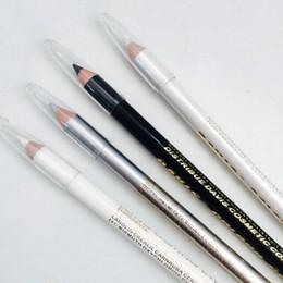 Wholesale Cheap Color Pencils - Wholesale- 1 4 Pcs Eyeliner Pencil Makeup Tool Cheap 4 Color Eyeliner Waterproof Long-lasting Glitter Eyeliner Pencil Pen M02923