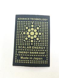 Advance Technology Energy Saver Chip Anti Radiation Sticker Electromagnetic Radiation Shield