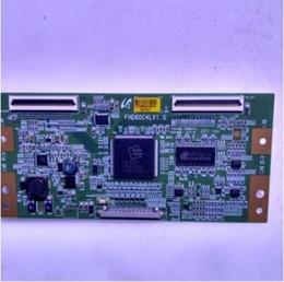 Wholesale Lcd Tv Part - Original SAMSUNG logic board FHD60C4LV1.0 T-CON board CTRL board Flat TV Parts LCD LED TV Parts