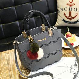 1ebeeec1919a Brand New Women Fashion Bags Totes handbags Simple handbag shoulder bag  large bag Messenger bag Simple Factory price wholesale(DFMP19)