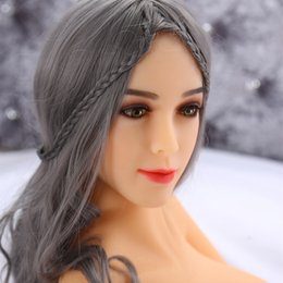 Wholesale Male Rubber Doll For Woman - 168cm Real Silicone Sex Dolls for Men Japan Real Doll Anime Rubber Woman Real Sex Doll Big Breast Oral Ass Vagina Silikon Bebek
