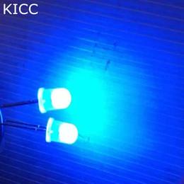 Wholesale Led Diode Blue 3mm - Wholesale- 1000* Light emitting diode 3MM blue LED Mist