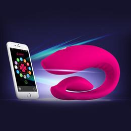 stimolanti del sesso maschile Sconti LETEN Smartphone App Telecomando Vicki Clitoral e G-Spot Vibratore per coppia Impermeabile giocattoli del sesso per donna e uomo prodotti del sesso per adulti