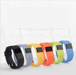 Wholesale Monitors Wholesale - Fitbit Smart Watch Smart Bracelet with Heart Rate Monitor Fitness Tracker Sports Wrist Watches for Android IOS 7.1 Phone Watch