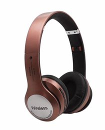 Wholesale Stereo Wireless Headset For Cell - 2017Hot Wireless Stereo Bluetooth Headset Earphone wireless headband headest for LG Iphone 7 samsung s7 Portable Wireless Mp3 Player Headest