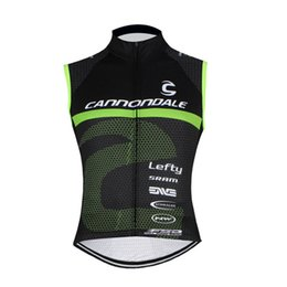 Wholesale New Gilet - New summer Cycling Vest Tour de France Cycling Jersey Men Sleeveless bicycle Clothing Breathable MTB Bike Maillot lampre cycling Gilet A1202
