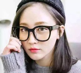 Wholesale Metal Optical Spectacles - South Korean Fashion GM Retro Fashion Optical Spectacle Frame UNA-C Glasses Frame