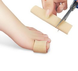 Wholesale Finger Callus - Tube Toe Protector Silicone Finger Separators Cushion Toe Protect Calluses