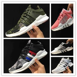 Wholesale table tennis rubbers for sale - 2017 Hot Sale EQT Support ADV Primeknit high quality running shoes for men and women sports shoes sneakers womens Size 36-45