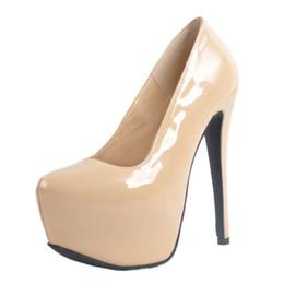 d614cb400447 Kolnoo Womens Fashion Handmade New Arrival Slip-on Patent Leather Shoes  Party Dress Wedding High Heel Platform Sexy Pumps XD379. Supplier  honeyshu