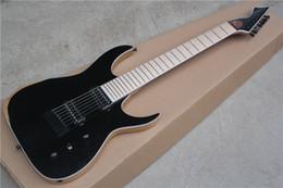 Livraison gratuite Custom nouveau 24 frettes frêne corps érable touche Blackmachine B7 spécial forme 7 cordes guitare électrique 16 131 ? partir de fabricateur