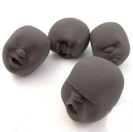 Wholesale Caomaru Face Stress Ball - Vent Human Face Ball Anti-stress Ball Japanese Design Cao Maru Caomaru Adult Kids Funny Decompression stress Toys For Kids