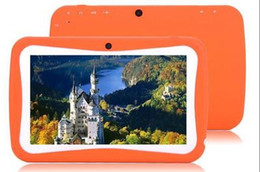 Wholesale Chinese Dual Core Tablet - Dual-core 7-inch A701 Tablet PC, Bluetooth flash memory 1GB memory 8GB ROM Allwinner A701 Andriod 4.2 1.5Ghz