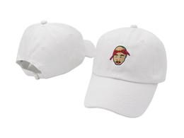 Canada Casquette de baseball 2Pac Tupac Shakur Strapback Rétro Easy E Hat Tous les yeux sur moi Papa chapeaux de hip-hop casquettes 6 panneaux casquette en os supplier easy bones Offre