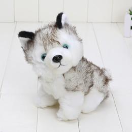 Wholesale Husky Toys - husky dog plush toys stuffed animals toys hobbies 7 inch 18cm Stuffed Plus Animals Add to Favorite Categories