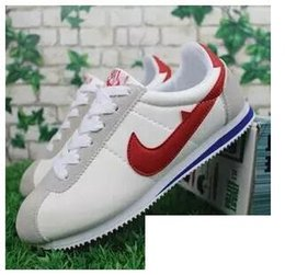 Wholesale Us8 Female Male - hot sell classic yin and yang male and female spring autumn casual shoes racer Cortez Shoes Leisure Nets Shoes size 36-44