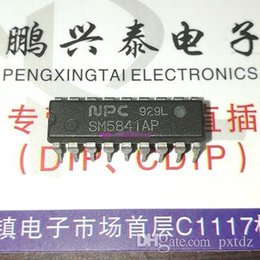 Wholesale Electronic Circuits - SM5841AP . SM5841BP . SM5841CP , SM5841HP , dual in-line 18 pins dip plastic package . PDIP18   Electronic Components integrated circuit ICs