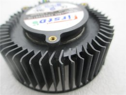 Wholesale Video Processors - Free Shipping NEW FAN FOR AMD FAN FIRSTD FD6525H12D 1.30A PLB06625B12HH 12v 1.0A Graphics video Card Cooler