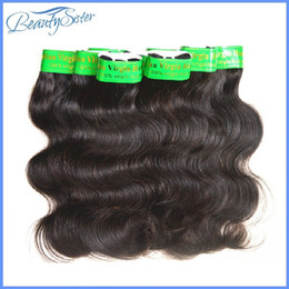 "Wholesale India Wave - Wholesale 7A India Virgin Hair Product Indian Remy Hair Body Wave 40Packs 2Kg Lot Unprocessed Human Hair Weaving Color1B 8""~26"" Best Quality"