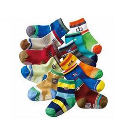 Wholesale Boys Slipper Socks New - 12style Kids Socks Baby New Born Boy Casual Infantil Baby Slippers Anti Slip Socks Floor b902