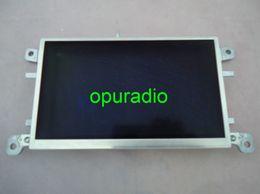 Wholesale Dvd Screen Audi - Free shipping Origianl new Matsushita Actomotive TPO display 8T0919603F 8T0919603E LCD screen for AUDI Q5 A4L A5 MINI Car audio systmes